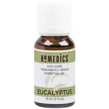 Homedics Essential Oil- Eucalyptus-15ml