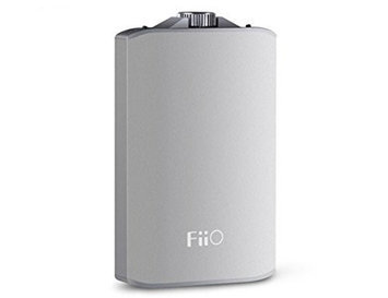 FiiO Kilimanjaro2 A3 Portable Headphone Amplifier, 20Hz-20KHz Frequency Response, 16-150Ohms Drive ability - Silver