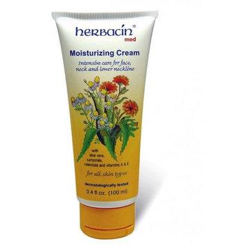 Herbacin Kamille Moisturizing Cream - med - 3.4 fl oz