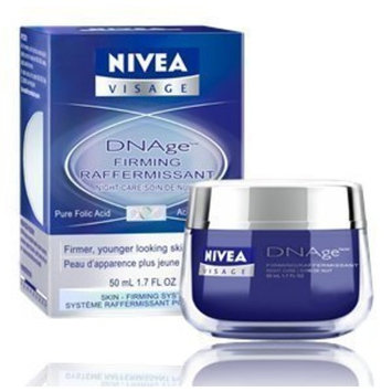 Nivea Visage Dnage Firming Raffermissant Eye Care 0.5 Oz