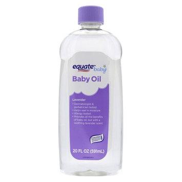 Vi Jon Equate Lavender Baby Oil 20oz