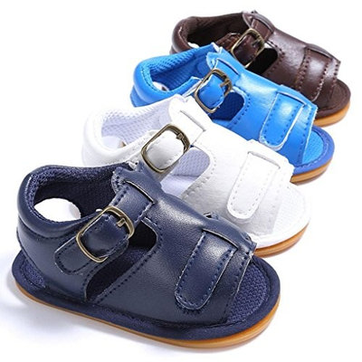 hunpta Baby Infant Kids Girl boys Crib Toddler Newborn Sandals Shoes