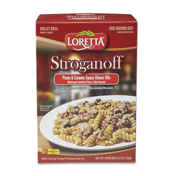 Loretta Stroganoff Pasta & Sauce Mix