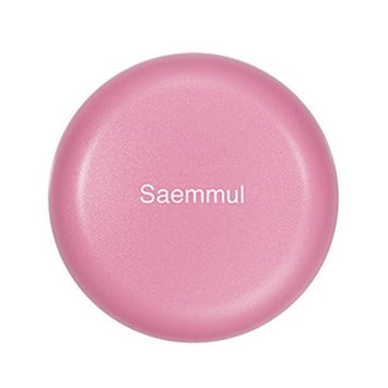 [The Saem] Sammul smile bebe blusher 6.5g #01 Rose Pink : Beauty