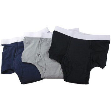 Seaward Int. Inc. (Set/3) Incontinence Briefs Discreet & Comfortable Protection For Men - 2X