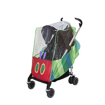 EricCarle (Eric Carle) The Very Hungry Caterpillar stroller rain cover