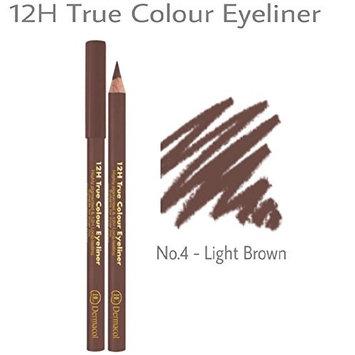 Dermacol 12H True Color Eyeliner 426 NO.4 - Light Brown