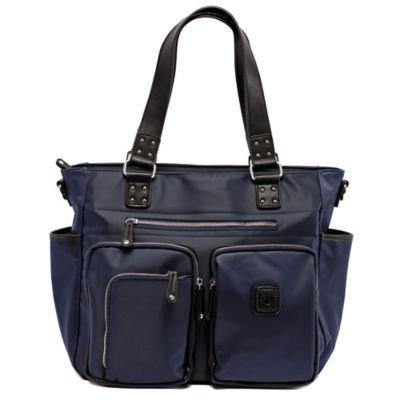 Cee Cee & Ryan® Kennedy Diaper Bag in Midnight Blue