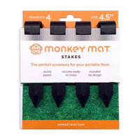 Monkey Mat 4-Pack Stakes