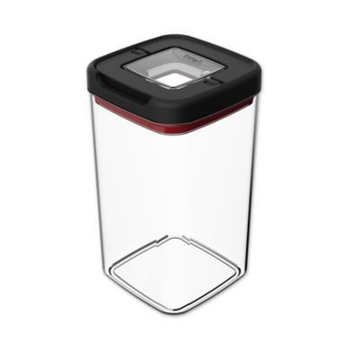 T-Fal® 9.6-Cup Food Storage Container in Black/Clear