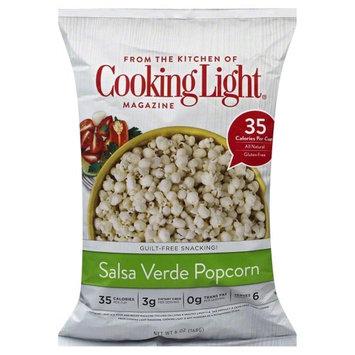 Cooking Light Popcorn, Salsa Verde