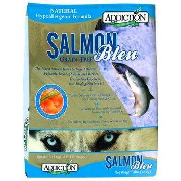 Addiction Grain Free Dry Dog Food Formulas [Salmon]