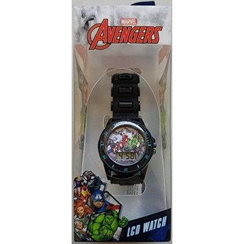 Marvel Avengers LCD Watch