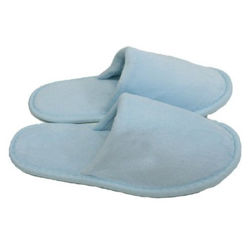 Kid's Closed Toe Slippers Cotton Terry Velour Slippers Cloth Spa Hotel Slippers