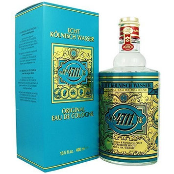 4711 by Muelhens Original Eau de Cologne 13.5 fl oz (400 ml) by Camrose Trading Inc. DBA Fragrance Express