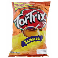 Tortrix Barbecue Chips 6.3oz - Barbacoa Chips (Pack of 24)