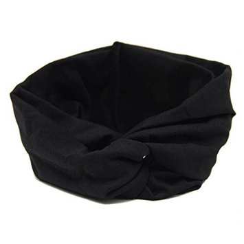 DEESEE(TM) Women Headwear Cross Sport Yoga Cloth Headband Turban Headscarf Wrap