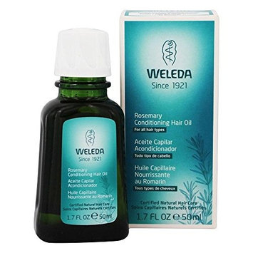 Weleda Hair Oil Rosemary Conditioning