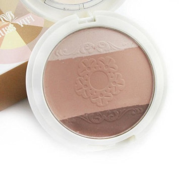 Palette Concealer Powder Sandistore 3 Colors Face Makeup Powder Palette Concealer Powder Foundation Powder