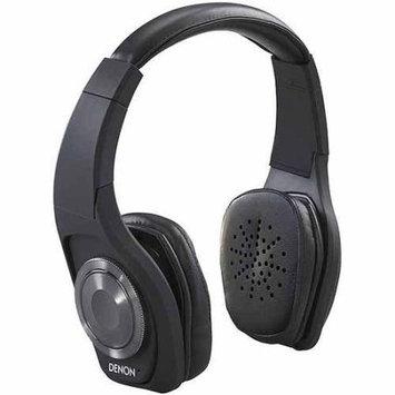Denon AH-NCW500 Globe Cruiser On-Ear Wireless Headphones - Black