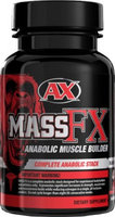 ATHLETIC XTREME Black Series Mass FX, 112 Capsules