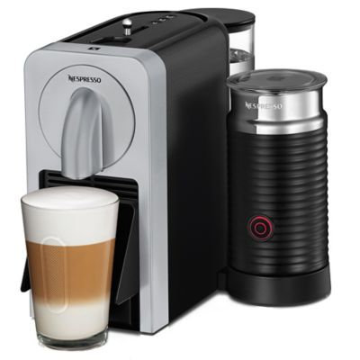 Nespresso Prodigio Standalone Smart Espresso Machine with Milk Frother