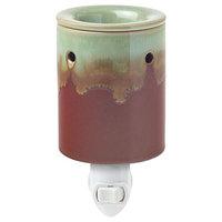 Crafters & Co. Rustic Drip Glaze Plug-in Wax Warmer