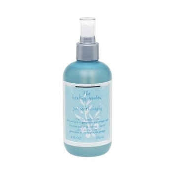 HEALING GARDEN JUNIPER THERAPY by Coty CLARITY BODY MIST 8 OZ for WOMEN ---(Package Of 4)