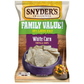 Snyders-lance Snyder's of Hanover, White Tortilla Chips, 15 Oz