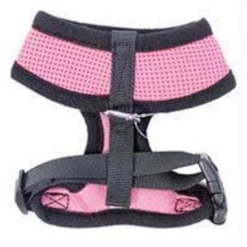 Hamilton Pet Mhb Adjustable Mesh Dog Harness / Size (XXL Pink)