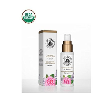 Aviesia Organics Vitamin C Serum for Face - 100% USDA Certified - Organic Facial Skin Care with Davidson Plum - Natural Skincare 30ml / 1oz