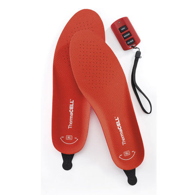 ThermaCELL Heated Insoles - Size Large