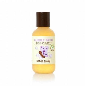 Little Twig LTWG-BB201-12 2 fl oz Bubble Bath Calming Lavender - Pack of 12