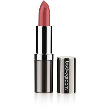 Bodyography Moisturizing Lipstick (Elizabeth):, Long-Wearing Hydrating Salon Makeup w/Aloe Vera   Gluten-Free, Cruelty-Free, Paraben-Free