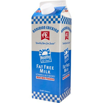 Anderson Erickson Dairy AE HEALTHLY ALL OVER FAT FREE MILK