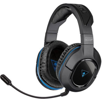 Turtle Beach Systems Ear Force - Refurbished Stealth 500p Wireless Gaming Headset - Black