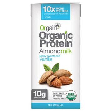 Orgain Organic Protein Vanilla Almondmilk, 32 fl oz