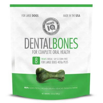 PawsIQ™ 12 oz. Large Dog Dental Bones