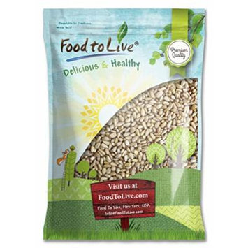 Food to Live Pine Nuts / Pignolias (5 Pounds)