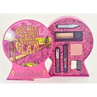 Benefit GOLDEN GATE GLAM Full Faced Complete Makeup 5 Pc Set - Limited Edition