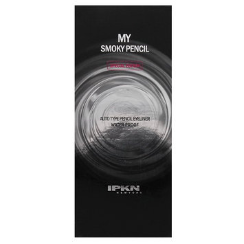 IPKN IC-11-SPC1 My Smoky Pencil Liner - Real Black