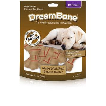 Dreambone, Peanut Butter, Small/Medium, 6-Pack