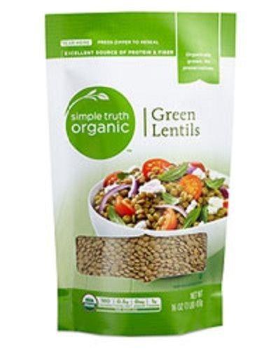 Simple Truth Organic Green Lentils