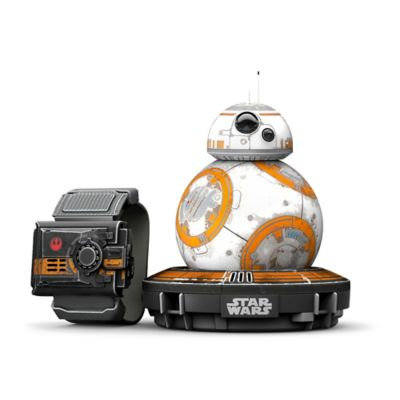 Sphero Star Wars Special Edition BB-8 App-Enabled Droid with Force Band