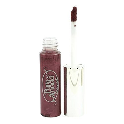 Pure Anada Lip Gloss Hibiscus Natural - Rich Plum Purple - 10 ML