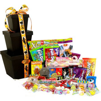 Candy Crate Tower of Terror Candy Assortment Candy Gift Tower