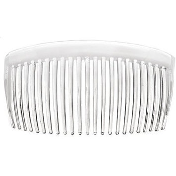 France Luxe Primo Large Comb - Clear