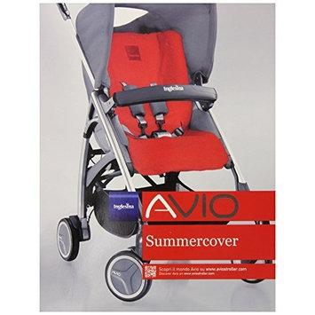 Inglesina Avio Stroller Summer Cover, White