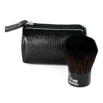 Makeover Essentials ME Kabuki Makeup Brush with Case