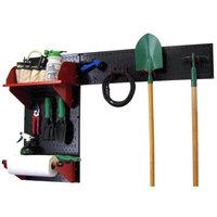 Wall Control Pegboard Garden Tool Board Organizer Kit